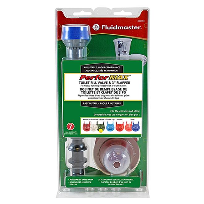 Performax Toilet Repair Kit 400car3cp2 Rona
