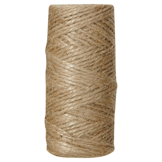 Miracle-Gro Natural Jute Twine - 250-ft