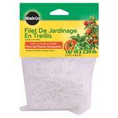 Miracle-Gro Garden Net Trellis - 5.5' x 8.5' - White
