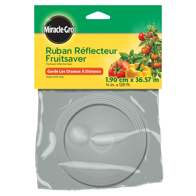 "Fruitsaver Reflective Tape - 3/4"" x 120'"