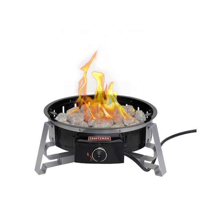 Craftsman Portable Outdoor Fire Pit 65 000 Btu Cmxbhbb17000 Rona