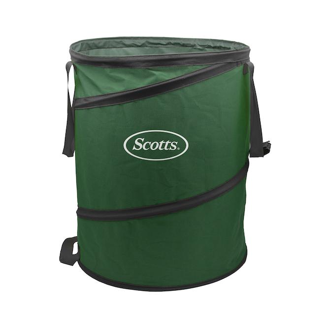 Scotts Green Collapsible Garden 32-Gallon Garden Bag