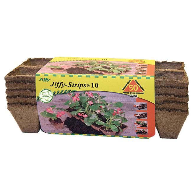 """Pots pour semis Jiffy, 1 3/4"""", 50/pqt"""