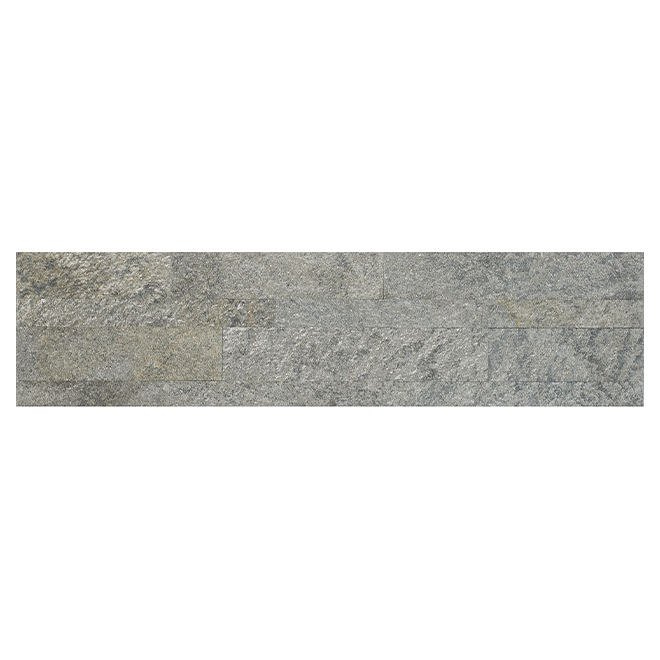 "Stone Tiles - Self Adhesive - 6"" x 24"" - Frosted Quartz"