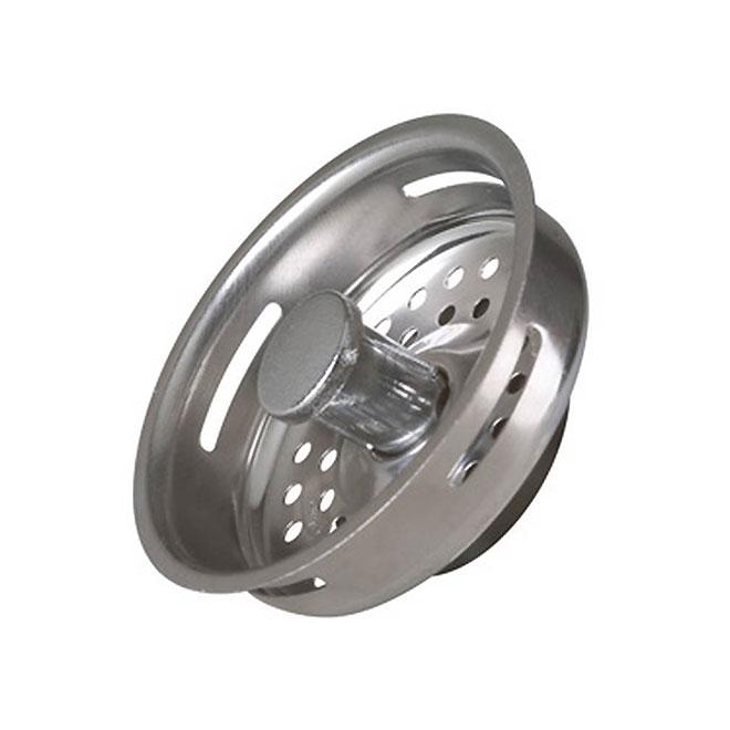 Kitchen Basket Strainer - Stainless Steel