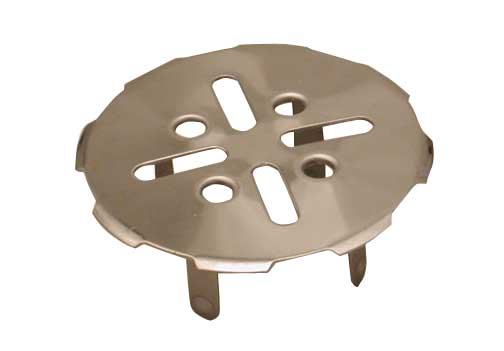 Snap-In Cover Drain - Stainless Steel - 2''