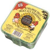 Suif pour oiseaux Délice aux tournesols, 333 g