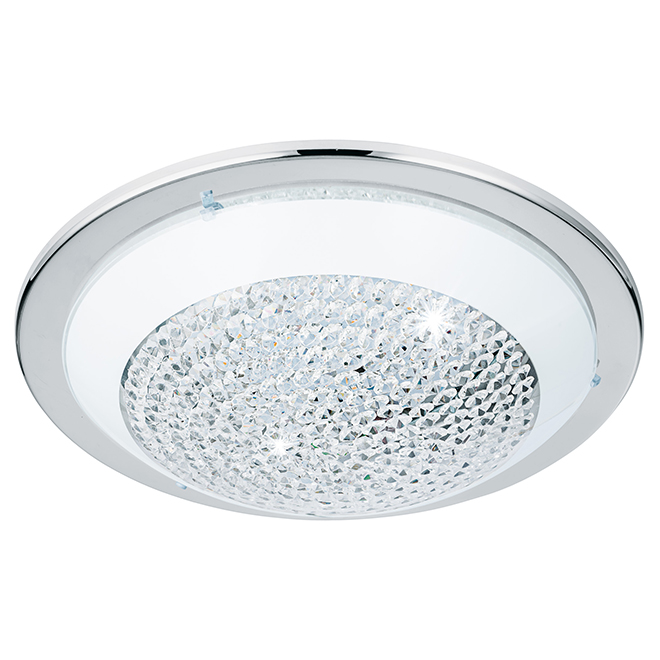 LED Ceiling Light Mount - Chrome