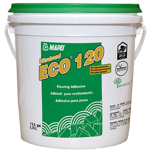 Adhésif multi-usage «Ultrabond ECO 120» 3,79L - Crème