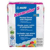 """""""Keracolor S"""" Sanded Grout 11,3kg - Pearl Grey"""