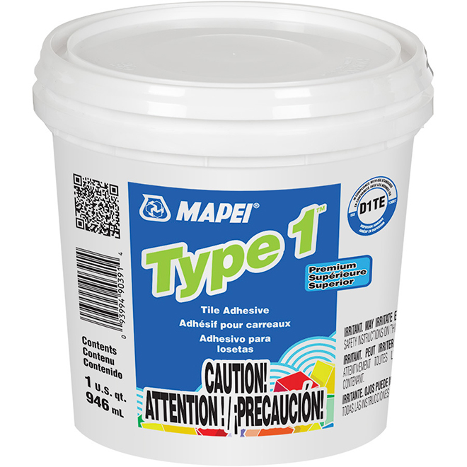 946-mL Wall Tile Adhesive