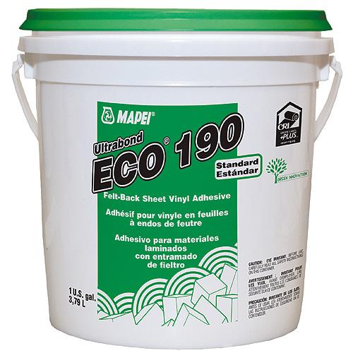 Adhésif multi-usage «Ultrabond ECO 190» 3,79L - Crème