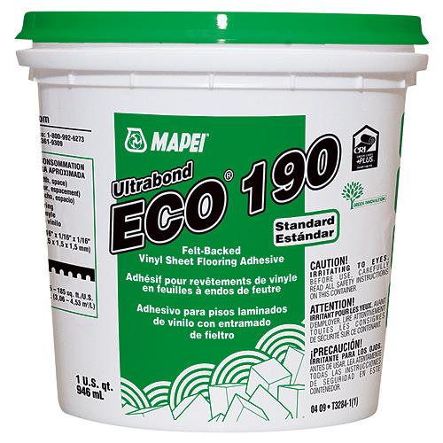 Adhésif multi-usage «Ultrabond ECO 190» 945ml - Crème