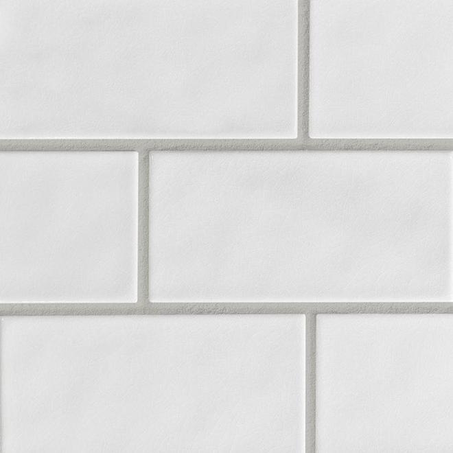 Coulis pour mur sans sable «Keracolor U» 4,54kg - Givré