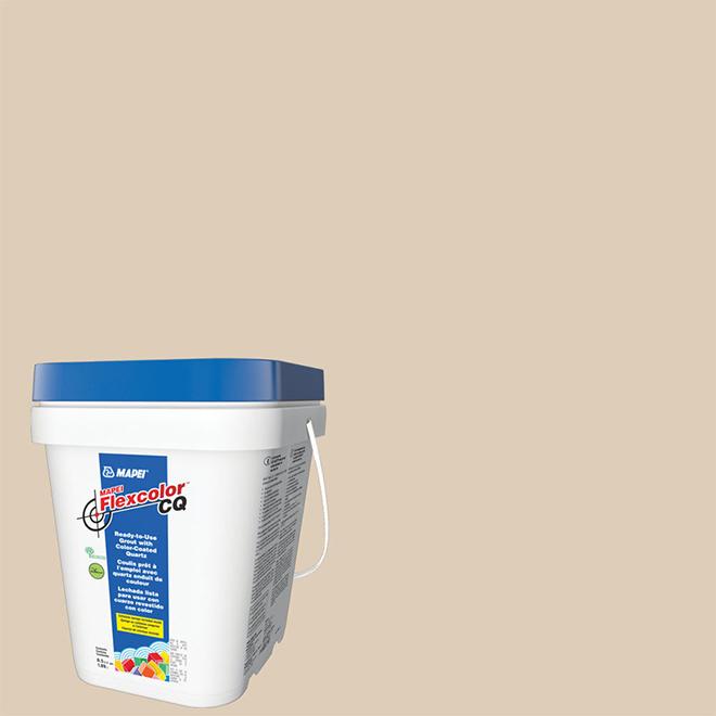 Premixed Grout - Flexcolor CQ - Light almond -1.89L