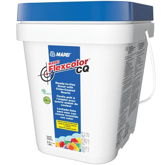 Premixed Grout - Flexcolor CQ - Biscuit - 1.89 L