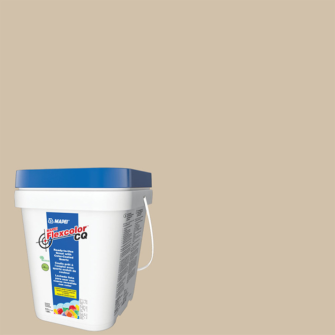 Premixed Grout - Flexcolor CQ - Bone - 1.89 L