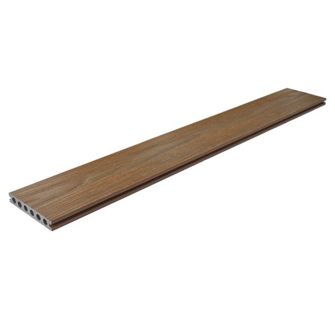Deck Board - Composite - 16' - Silver Grey