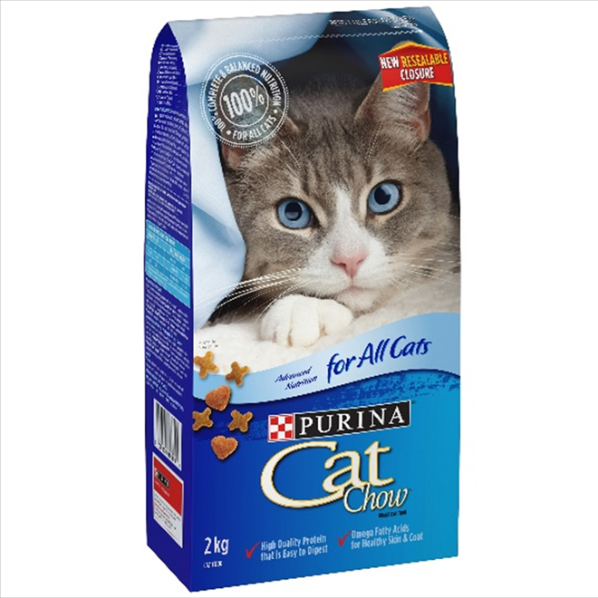 Dry Food for All Cats - 2 kg