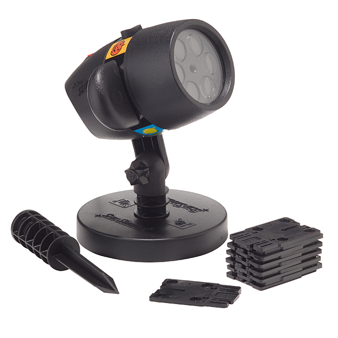 Holiday Images Projector for Outdoor Use