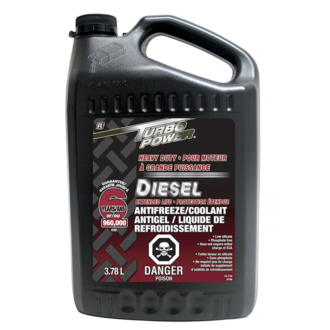 Turbo Diesel Antifreeze - 3.78L