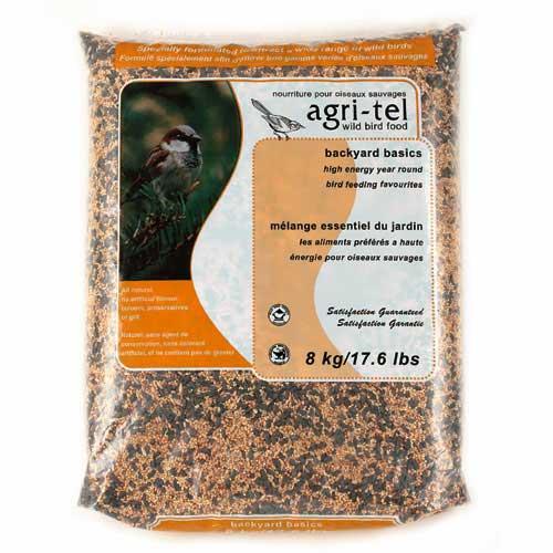 Bird Food - Wild Bird Food Mixed Blend - 8 kg