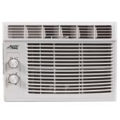 Window Air Conditionner - 5000 BTU - 100 to 150 sq. ft. - White