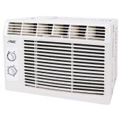 Window Air Conditionner - 5000 BTU - 100 to 150 sq. ft. - 52 dB - 56 dB - White