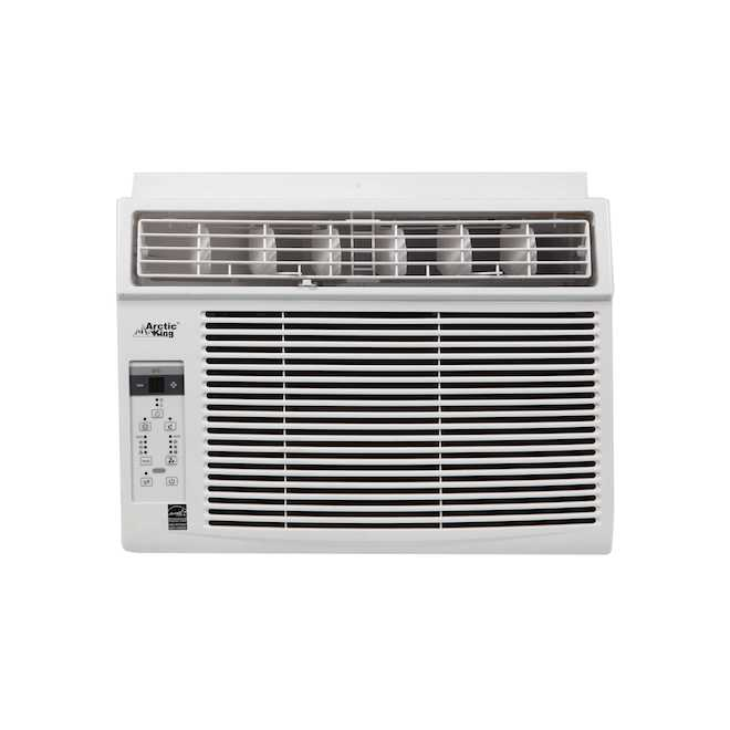 Arctic King Air Conditioner - Window - 12,000 BTU - 550 sq ft area - 3 Speeds