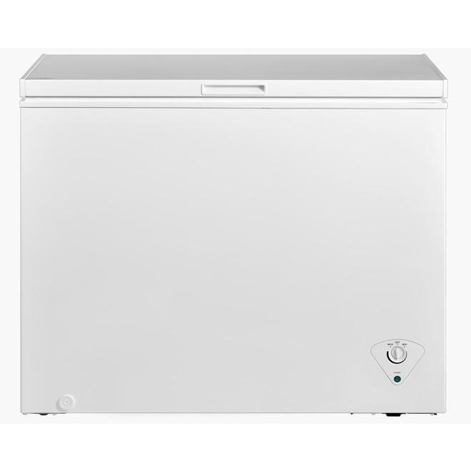 Midea Freezer Chest - 8.8 cu. ft. - White