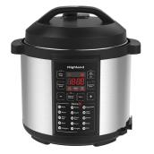 Highland 6-qt Programmable Electric Pressure Cooker