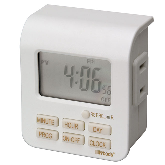 7-day Digital Timer
