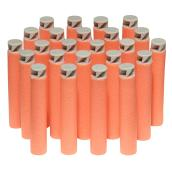 Dart Blaster Refill - AccuStrike - Foam - Orange - 24/Pk