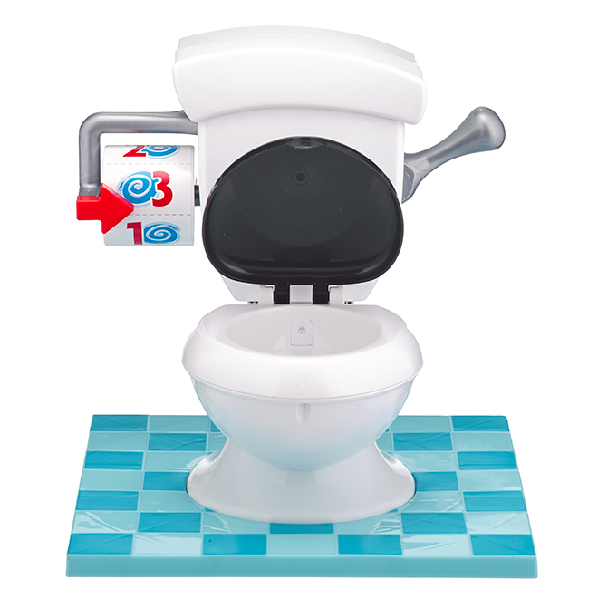 Jeu « Toilet Trouble »