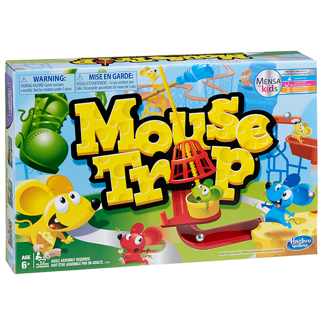 """""""Mouse Trap"""" Game"""
