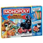 "Junior ""Monopoly"" Game - Electronic Banking"