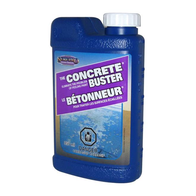 Apprêt pour le béton Le Bétonneur(MD), 850 ml, clair
