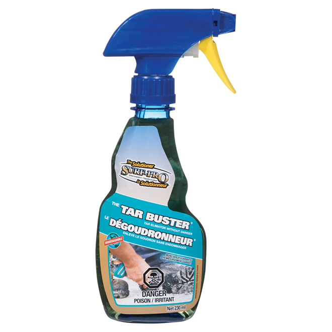 """""""The Tar Buster"""" Remover - 230 mL"""