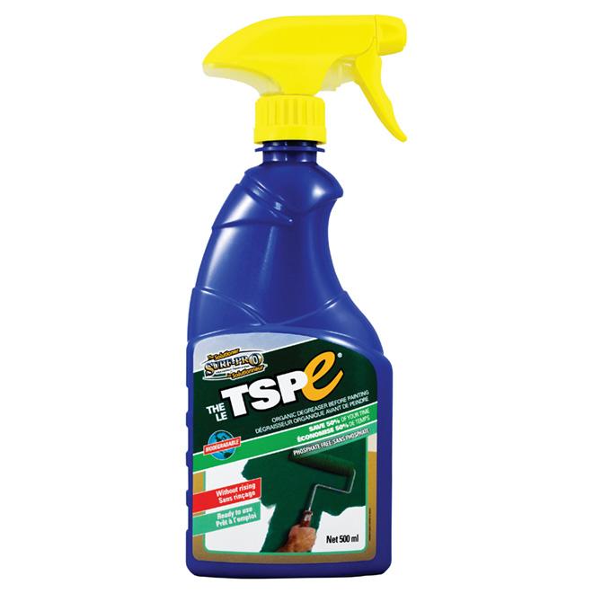 Dégraisseur organique TSPE Surf-Pro, 500 ml