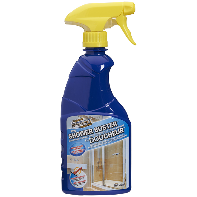 Shower Buster Glass Cleaner - 500 mL