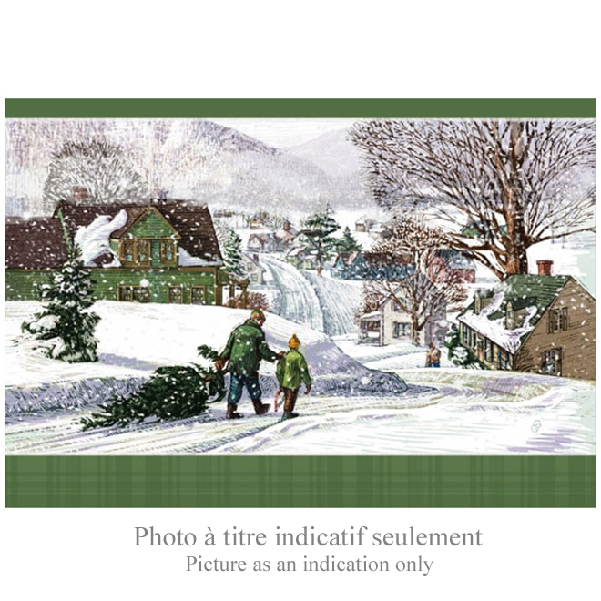 Hallmark Christmas Cards.Hallmark Assorted Christmas Cards English 16 Pack