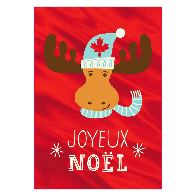 Hallmark Christmas Greeting Cards - Reindeer - 16-Pack