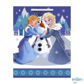 Frozen Gift Bag - Medium Size - Blue