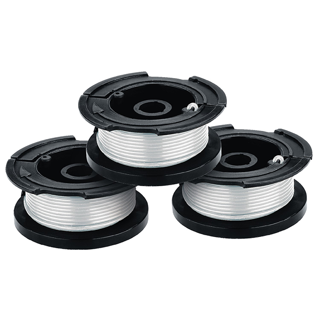 Replacement Auto-feed Spools - 0.065-in x 30-ft - 3 pack