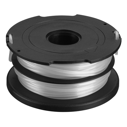 Fil et bobine pour coupe-bordures sans-fil, 0,065 po, 40 pi