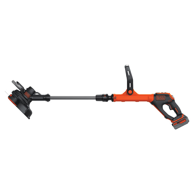 """Cordless Trimmer and Edger - 12"""" - 3 A - 20 V"""