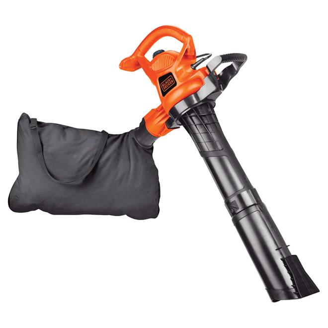 Electric Blower/Vacuum/Mulcher - 12 A