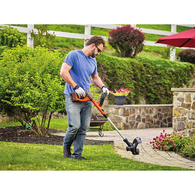 Cordless String Trimmer/Edger - 13
