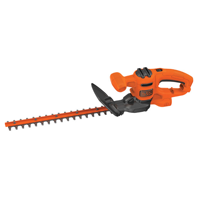 """Taille-haie électrique, 3.0A, 16"""", orange"""