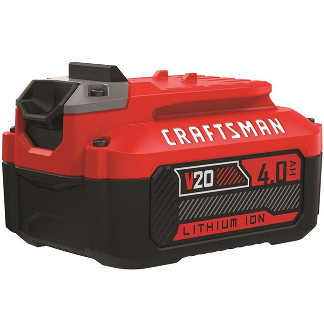 Battery - V20 MAX - 4 Ah - Lithium-Ion